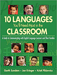 Ten Languages You'll Need Most in the Classroom 9781412937825