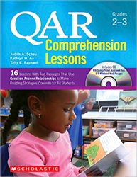 QAR Comprehension Lessons: Grades 2-3 (August 2011) Sch4099