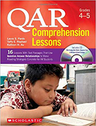 QAR Comprehension Lessons: Grades 4-5 (August 2011) Sch4102