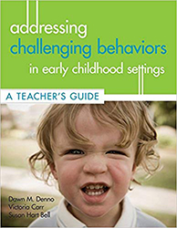 Addressing Challenging Behavior in Early Childhood Settings Br9841