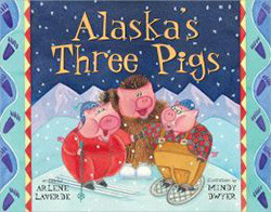 Alaska's Three Pigs PRH2299