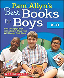 Pam Allyn's Best Books for Boys Sch4552