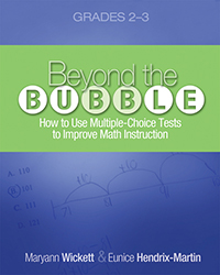 Beyond the Bubble, Grades 2-3 Sten8173