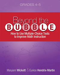 Beyond the Bubble, Grades 4-5 Sten8180