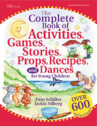 Complete Book of Activities, Games, .. For Young Children, The 9780876592809