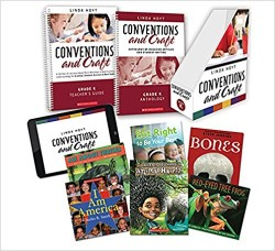 Conventions and Craft, Grade K Sch6556