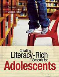 Creating Literacy-Rich Schools for Adolescents ASCD3214