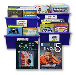 Daily 5 Classroom Library Collection, The WEB-D5ALL