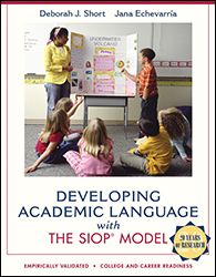 Developing Academic Language with the SIOP Model PE5248