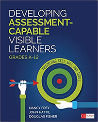 Developing Assessment-Capable Visible Learners CPL9981