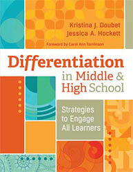 Differentiation in Middle and High School ASCD0181