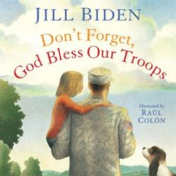 Don't Forget, God Bless Our Troops SS7355