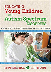 Educating Young Children With Autism Spectrum Disorders CP7288