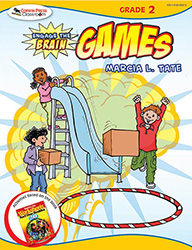 Engage the Brain: Games, Grade 2 CP9315