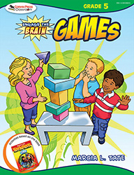 Engage the Brain: Games, Grade 5 CP9285
