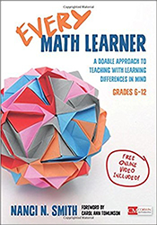 Every Math Learner, Grades 6-12 CP0746