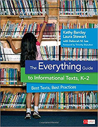Everything Guide to Informational Texts, K-2, The CPL3104