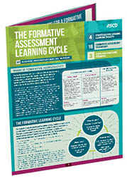 Formative Assessment Learning Cycle, The (Quick Reference Guide) ASCD5179