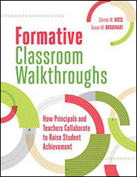 Formative Classroom Walkthroughs ASCD9864