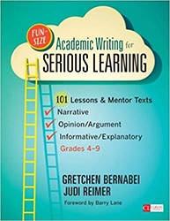 Fun-Size Academic Writing for Serious Learning CPL8613