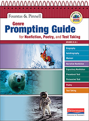 Genre Prompting Guide for Nonfiction, Poetry, and Test Taking Hein2985