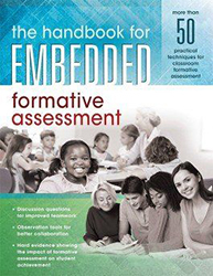 The Handbook for Embedded Formative Assessment Sol9508