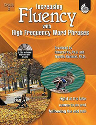 Increasing Fluency with High Frequency Word Phrases Grade 2 9781425802776