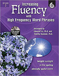 Increasing Fluency with High Frequency Word Phrases Gr. 3 9781425802783