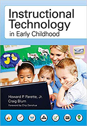 Instructional Technology in Early Childhood Br2454