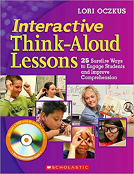 Interactive Think-Aloud Lessons 9780545102797