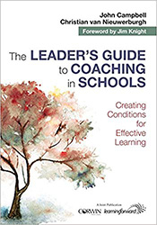 Leader's Guide to Coaching in Schools, The CP5834