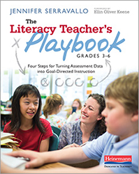 Literacy Teacher's Playbook, The, Grades 3-6 Hein3531