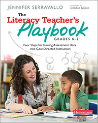 Literacy Teacher's Playbook, The, Grades K-2 Hein3004