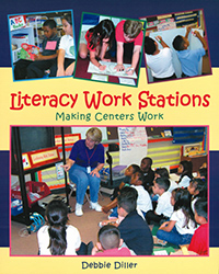 Literacy Work Stations 9781571103536