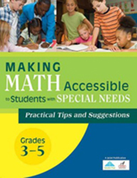 Making Math Accessible to Students With Special Needs (Gr 3-5) Soltree9673