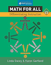 Math for All: Differentiating Instruction, Grades 6–8 9781935099000