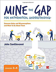 Mine the Gap for Mathematical Understanding, Grades 3-5 CP7678