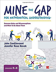 Mine the Gap for Mathematical Understanding, Grades 6-8 CP9821