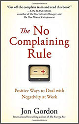 No Complaining Rule, The JWJB9496