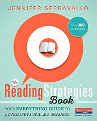 Reading Strategies Book, The Hein4337