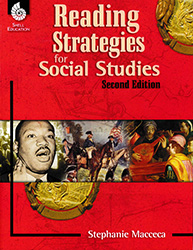 Reading Strategies for Social Studies (2/e) Shell1594