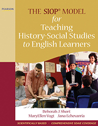 SIOP Model for Teaching History Social Studies to English Learners PE7615