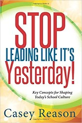 Stop Leading Like It's Yesterday! Sol3191