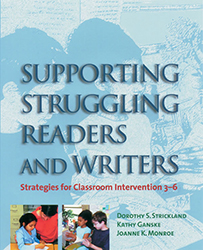 Supporting Struggling Readers and Writers 9781571100559