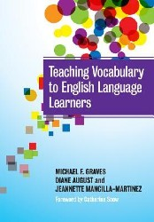 Teaching Vocabulary to English Language Learners TCP3750