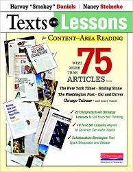 Texts and Lessons for Content-Area Reading Hein0876