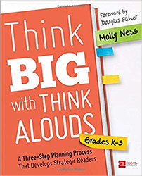 Think Big With Think Alouds, Grades K-5 CPL4964