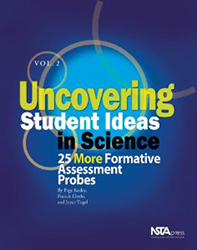 Uncovering Student Ideas in Science, Volume 2 NSTA2738