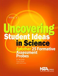 Uncovering Student Ideas in Science, Volume 3 CP1243