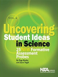 Uncovering Student Ideas in Science, Volume 4 CP5010
